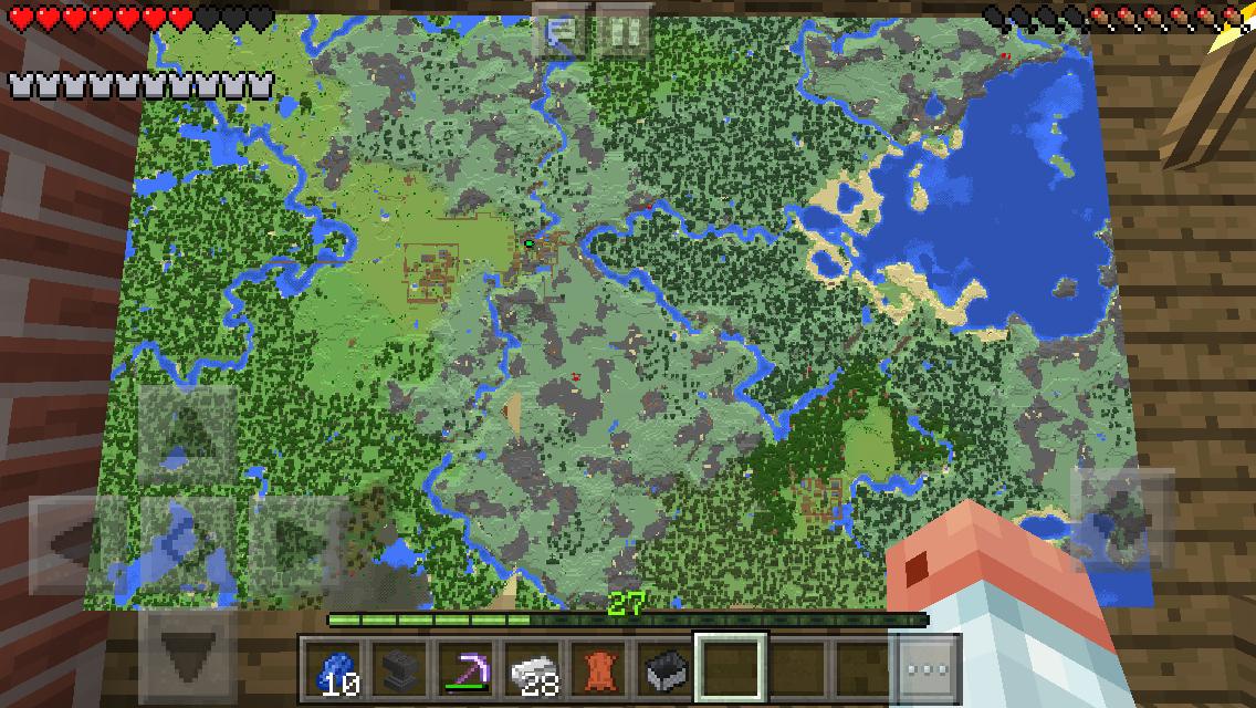 地図 の 作り方 マイクラ
